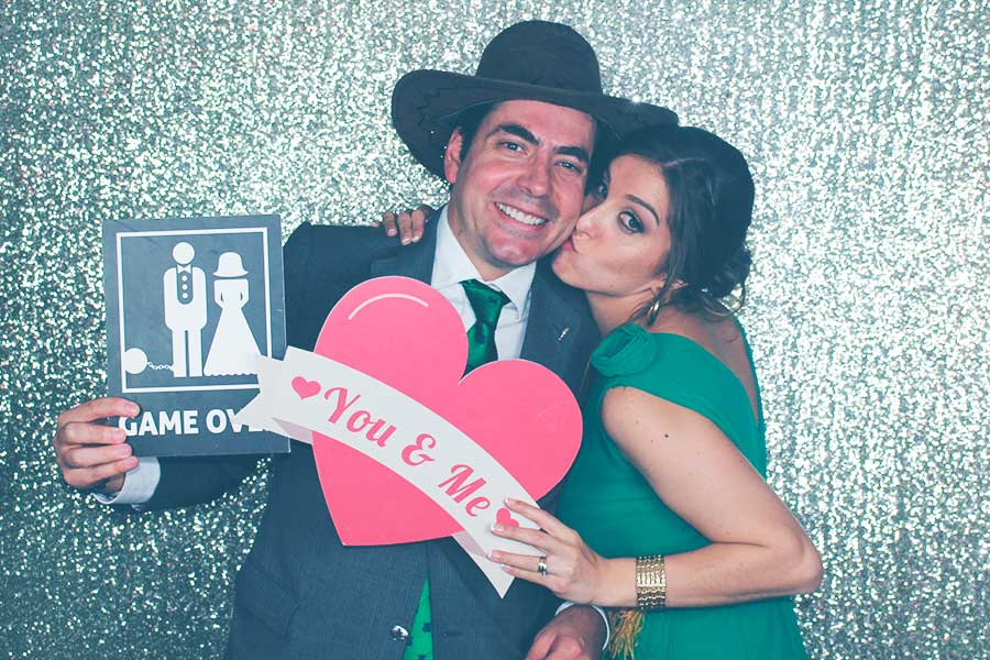 Tu photobooth para tu boda en Quito